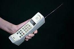 Evolución del teléfono y su utilización, 1° generación.