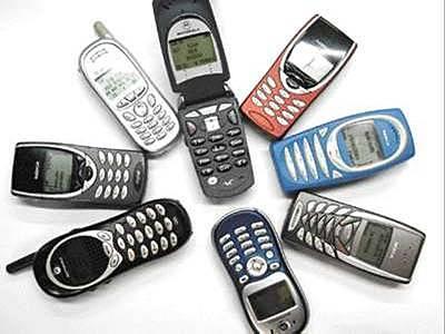 2° Generación de celulares.