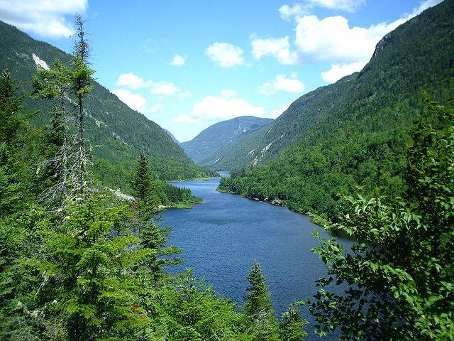 Quebec settled