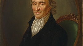Thomas Paine's Life timeline