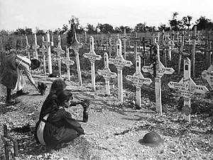 Posterior a la primera Guerra Mundial