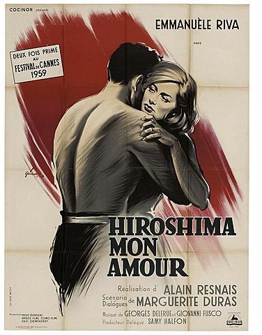 """Película """"Hiroshima Mon Amour"""""""
