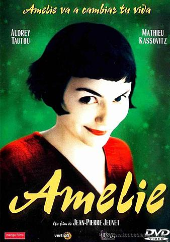 """Película """"Amélie"""""""