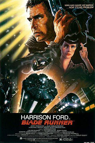 "Película ""Blade Runner"""