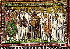 Regnat de Justinia a l'imperi bizantí