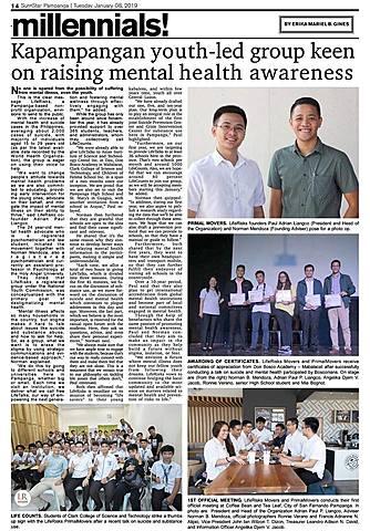 First Publication in SunStar Pampanga