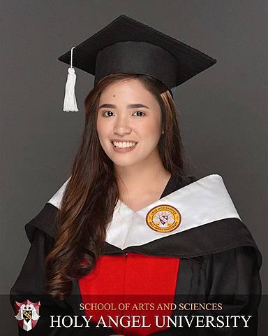 LR Information Officer graduates BS Psychology