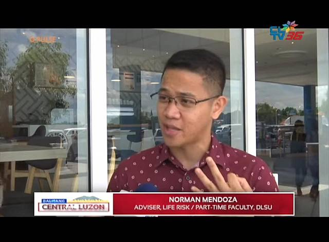 LR Adviser talks about G-PULSE with CLTV36