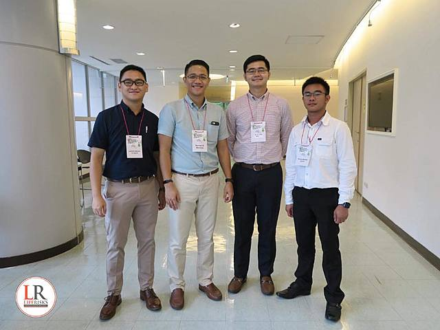 LRMovers present researches in the 13th AASPC