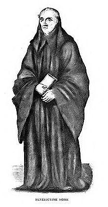Fundació de l'ordre benedictí