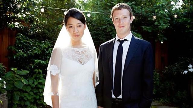 ¿Cómo se llama la esposa de Mark Zuckerberg y cuando se casan?