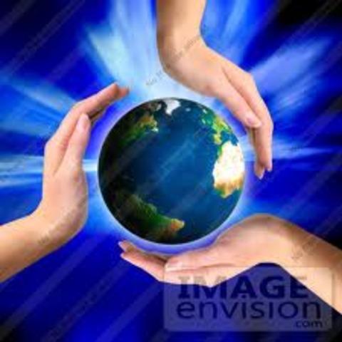 (4.6 billion years ago) Earth began to form