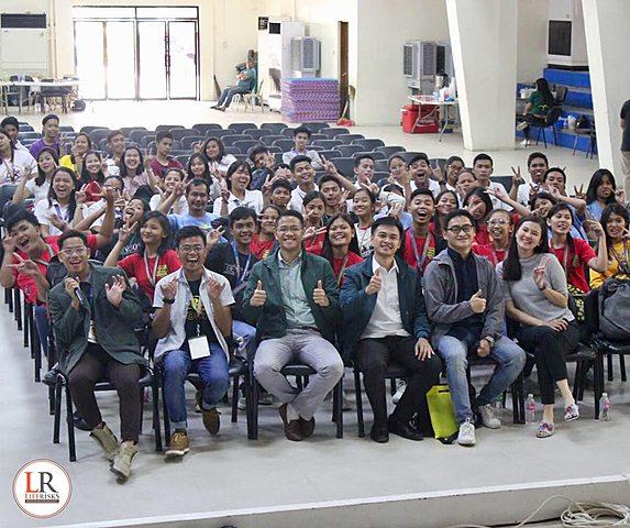 LifeTalk at LGU Laguna