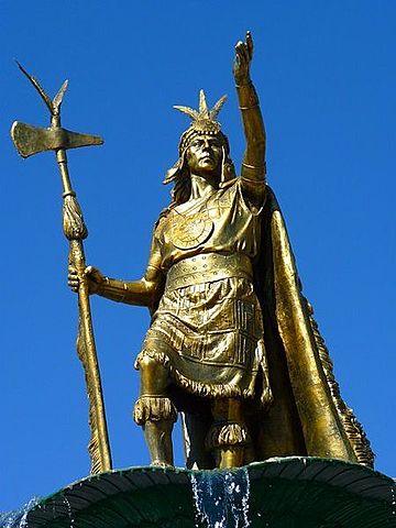 Pachacuti becomes the new Sapa Inca.