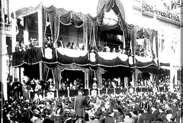 Festejo del Centenario