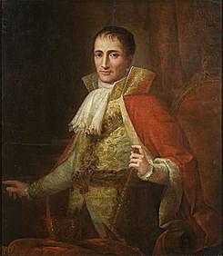 José Bonaparte es coronado Rey de España