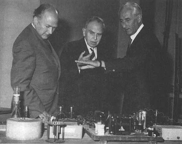 Открытия расщепления ядра урана