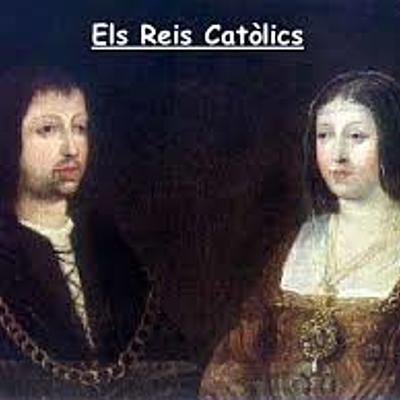 Els reis catolics timeline