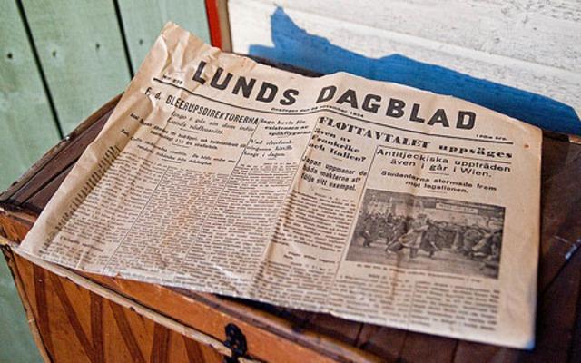 Suecia -Primera comunicación bidireccional por correspondencia
