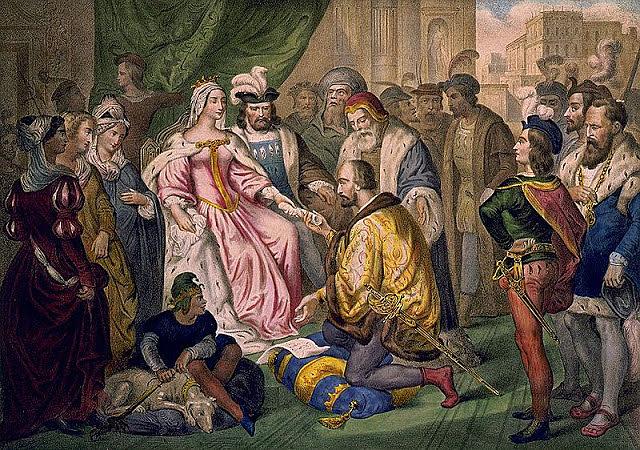 Matrimoni dels Reis Catolics