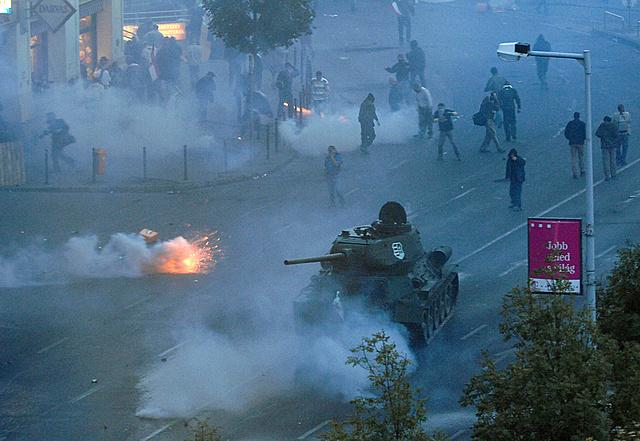 Október 23-i zavargások