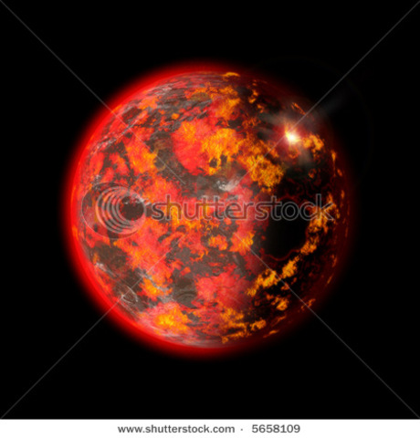 Formation of Earth (4.6 BYA)