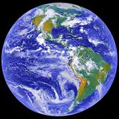 Earth Resembles Present Day (2.2 BYA)