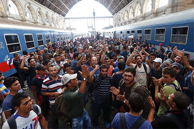 Válasz az európai migrációs helyzetre