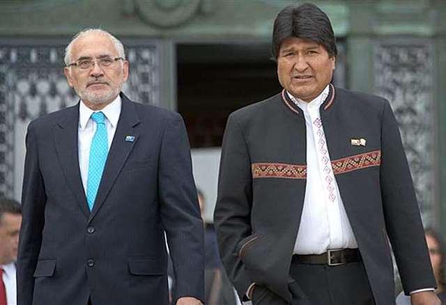 Hay segunda vuelta entre Evo Morales y Carlos Mesa, según datos preliminares del TSE