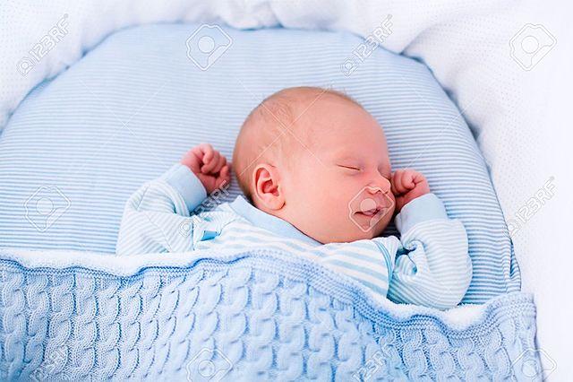 nacimiento de mi sobrina