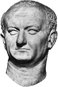 Vespasian is born
