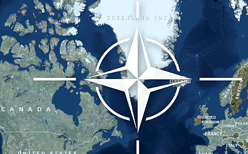 NATO takes over security