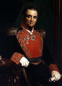 Anastacio Bustamante es Presidente de Mexico