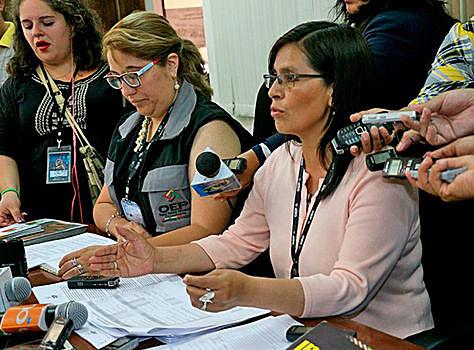 Renuncia vocal del TED de Chuquisaca y otro se declara en la clandestinidad