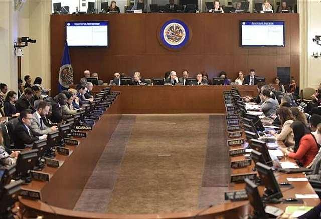 OEA convoca a su Consejo Permanente ante denuncias de fraude electoral en Bolivia