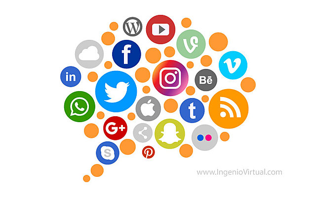 Desarrollo de las redes sociales en el Internet