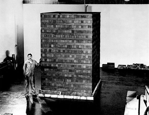 Первый в мире ядерный реактор