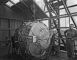 Испытание первого ядерного устройства