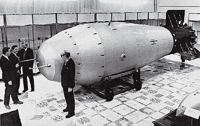 «Царь-бомба»