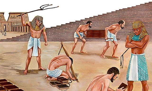 Esclavitud en Egipto