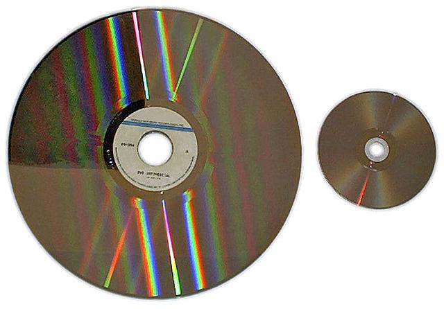 El disco compacto o CD