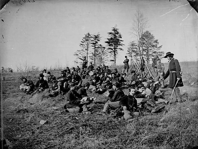 Photography US Civil War