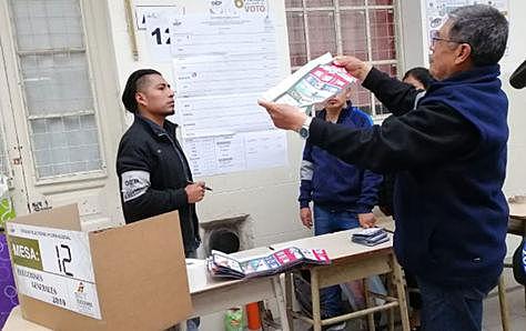 La OEA acepta ejecutar auditoría al proceso electoral y pide que los resultados sean vinculantes