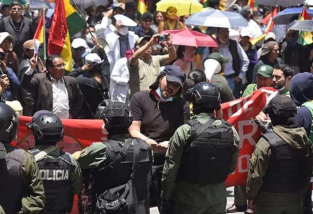 CIDH expresa preocupación ante hechos de violencia en Bolivia y llama al diálogo