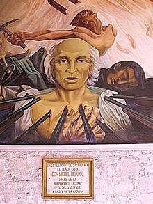 Hidalgo es ejecutado