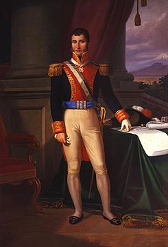 Iturbide es proclamado emperador