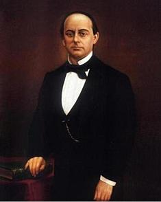 Se postula a la presidencia por primera vez, Sebastián Lerdo de Tejada