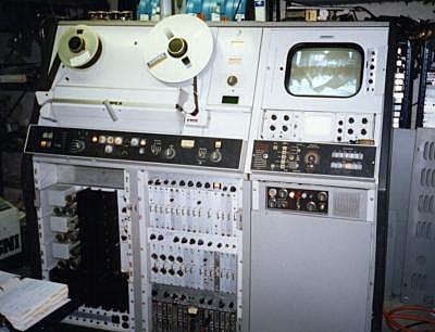 Magnetoscopio de video ampex