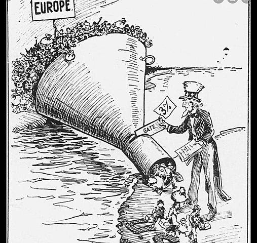 Immigrant Quota Act of 1921