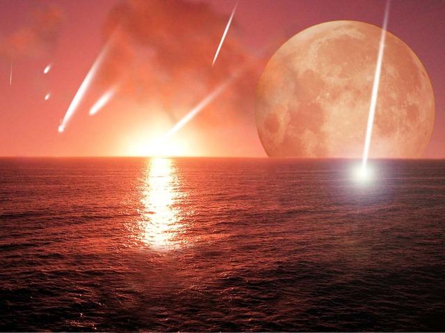 250 Million Years Ago: End Permian